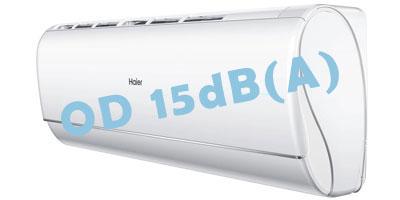 Klimatizácia Haier Jade od 15 dB