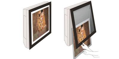 Klimatizácie LG, Klimatizácia LG Artcool Gallery