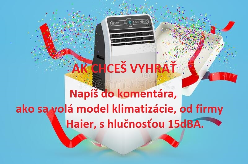 Súťaž o klimatizáciu