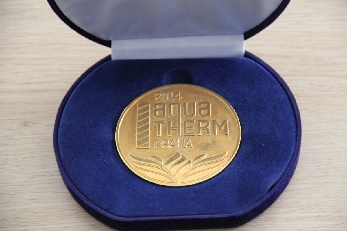 Ocenenie Aqua